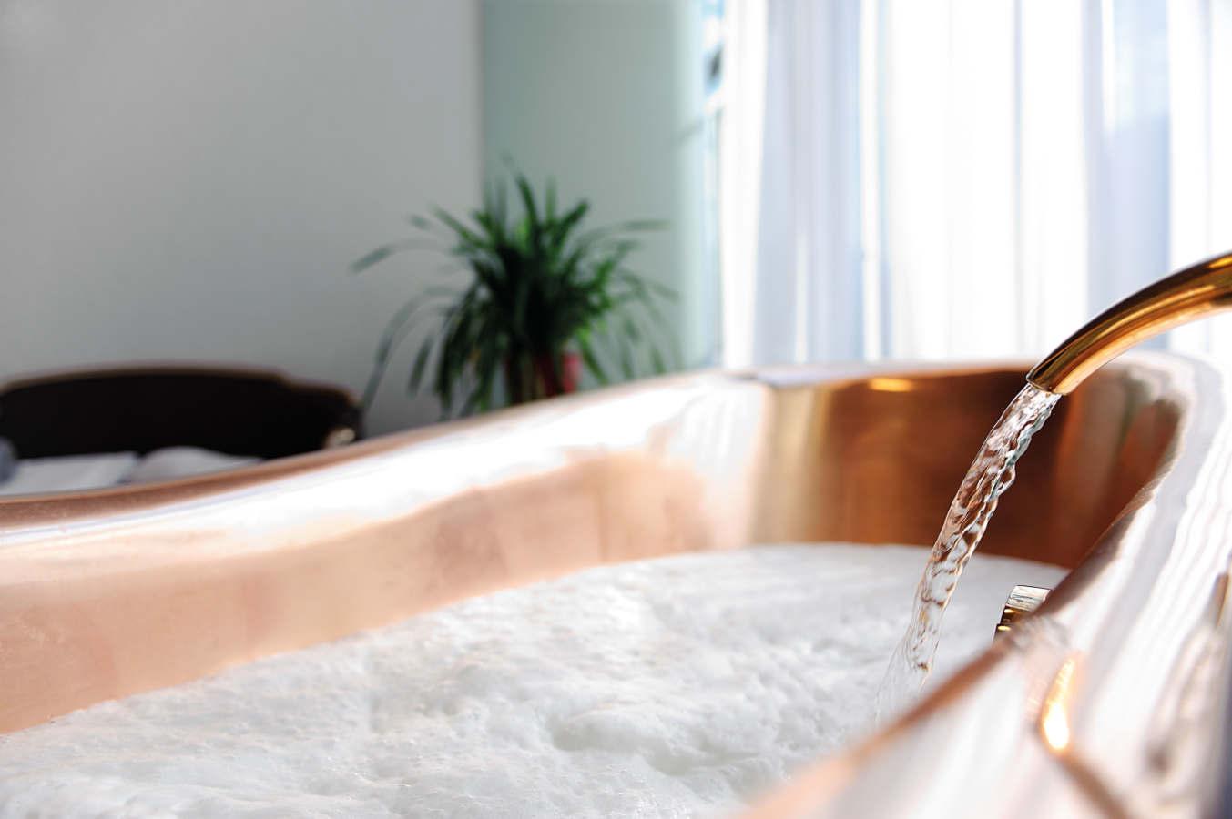 Terme di Merano: per un gran relax un bagno alla birra è quello che ci vuole