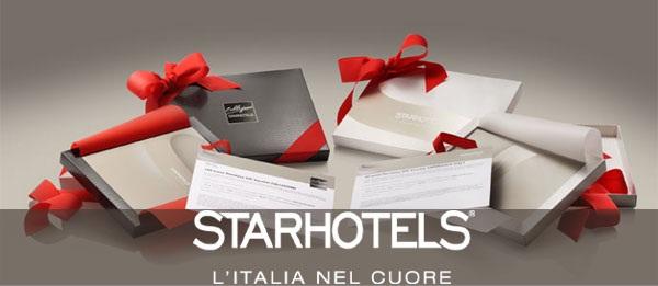 STARHOTELS GIFT, regalare o regalarsi vacanze speciali!