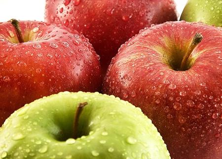 Terme di Merano, trattamenti per il corpo a base di mela