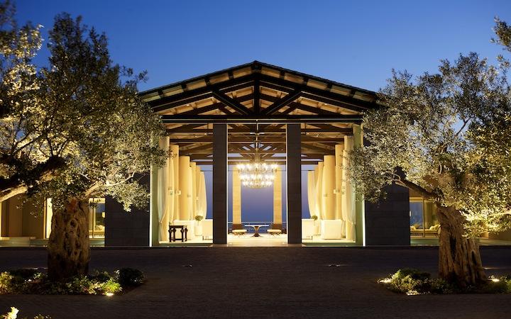 Lusso al The Romanos Resort di Costa Navarino