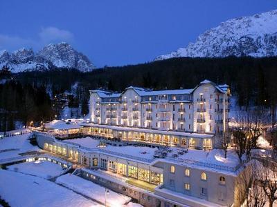 Al Cristallo Hotel Spa & Golf di Cortina un Carnevale indimenticabile!