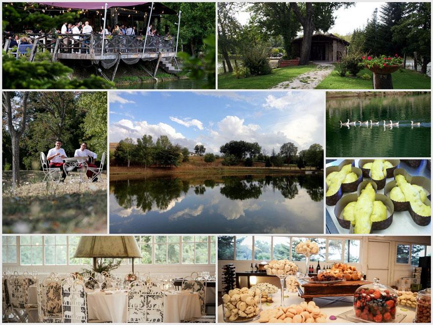 Per Pasqua 2014 e ponti di aprile una rilassante vacanza ecologica all'URBINO RESORT