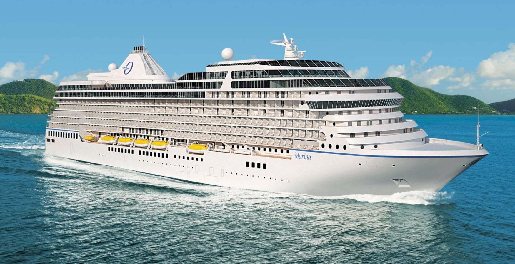 Doppio upgrade su Oceania Cruises fino al 25 luglio!