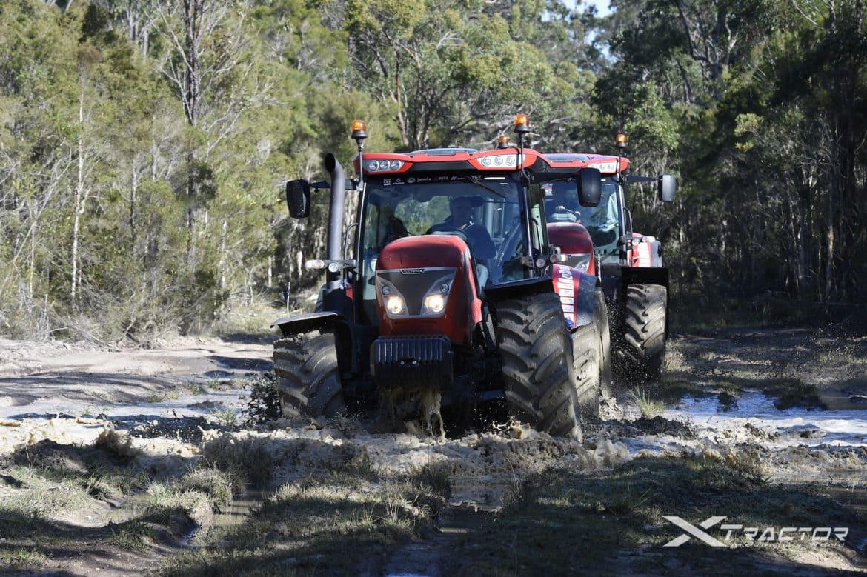 Xtractor - Around the World: viaggio in trattore da Cape Town a Johannesburg