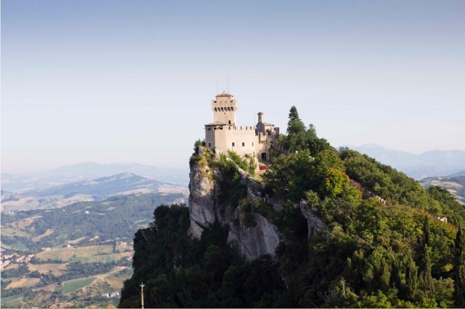 San Marino custode di valori universali