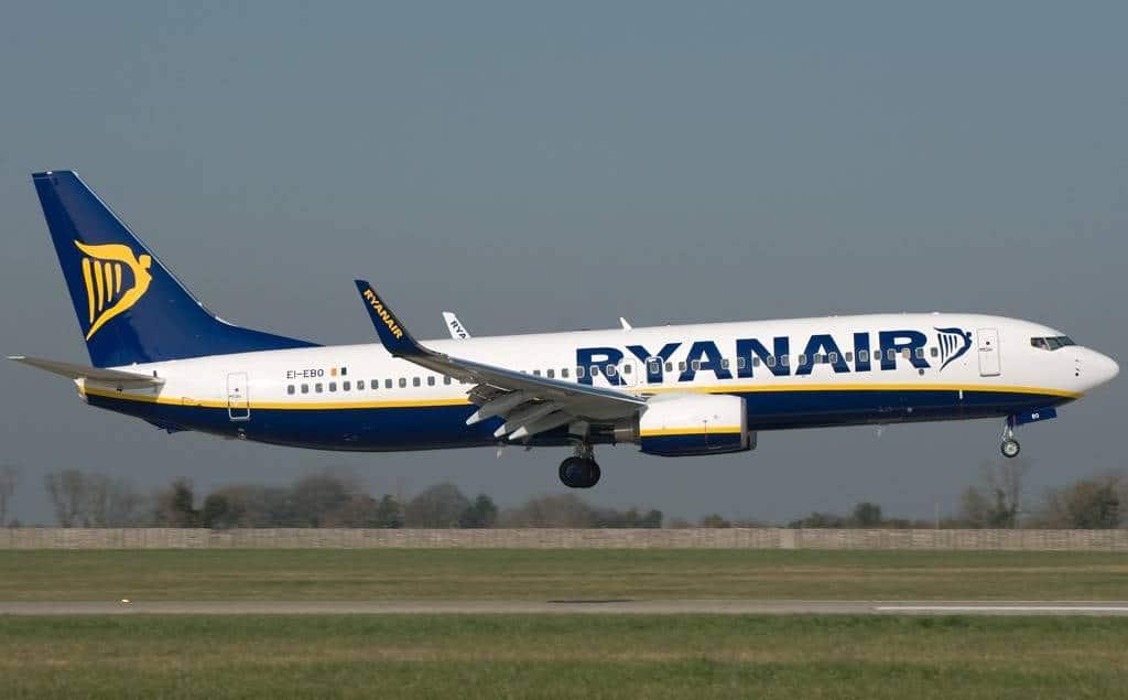 I Voucher Regalo Ryanair, perfetti come dono di Natale