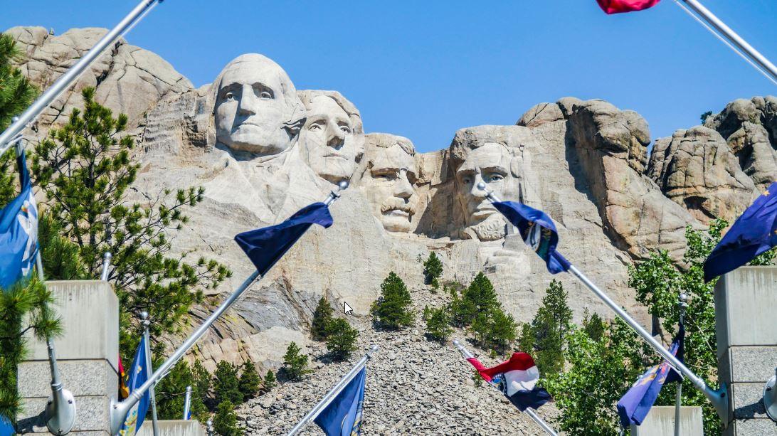 Cinque Stati USA da visitare on line
