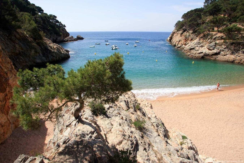 Le spiagge più segrete della costa Catalana