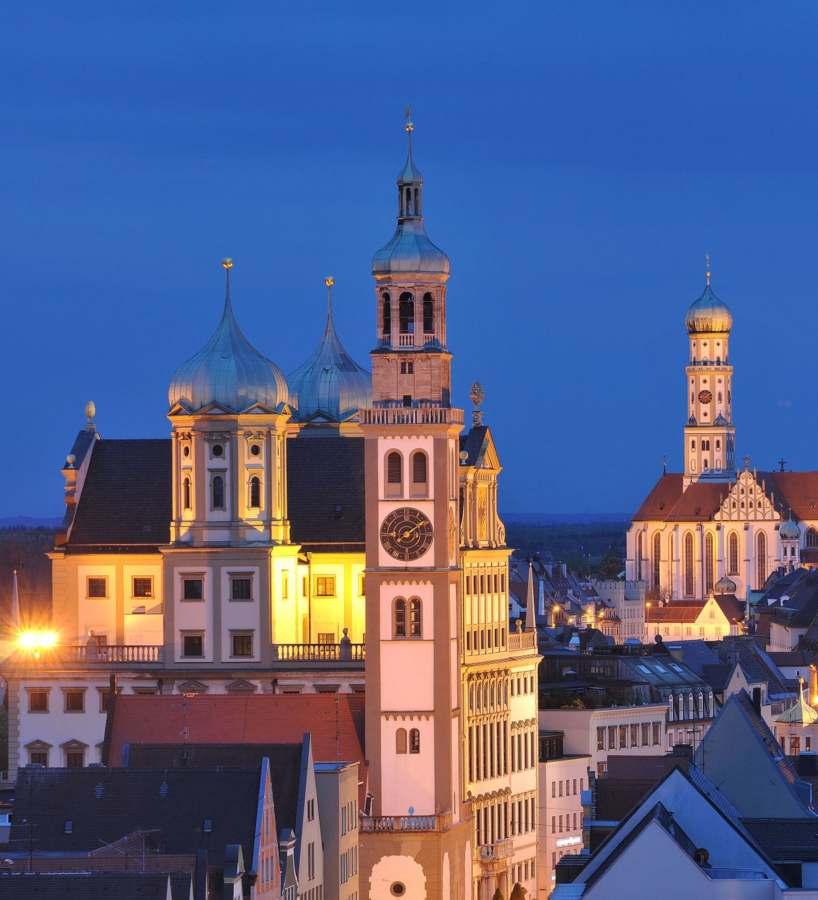 Lo Schaezlerpalais di Augsburg - storia ed eventi 2020 - 2021