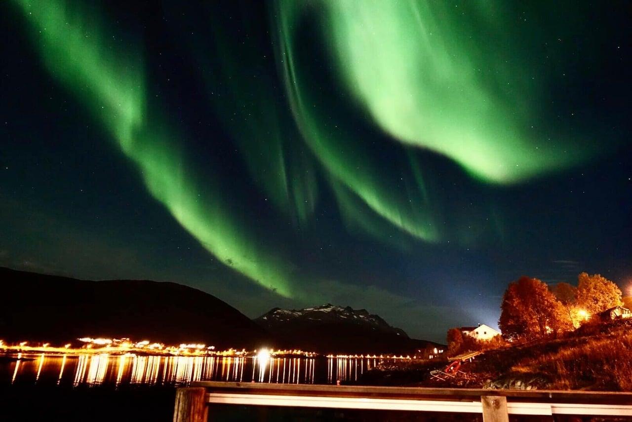 Lofoten Quarantine tour in Norvegia