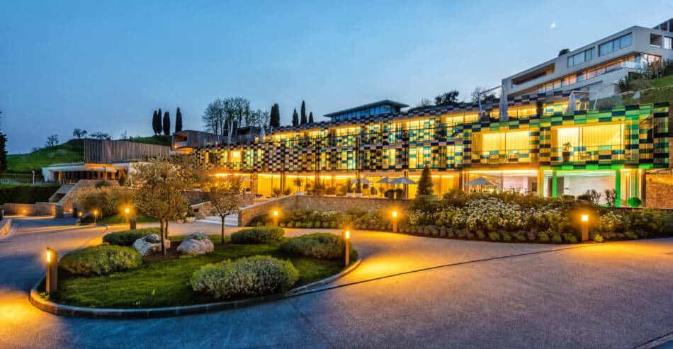 Dal 30 aprile a Garda arriva Eden Reserve Hotel & Villas
