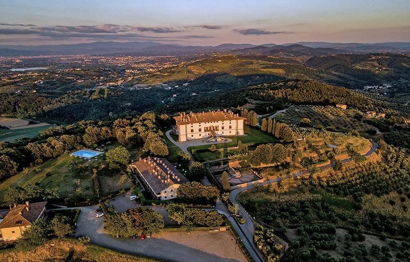 La Tenuta Artimino nel cuore della Toscana, riapre le porte.
