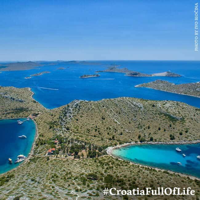 La Croazia è Covid-Free con il marchio 'Safe Stay in Croatia'