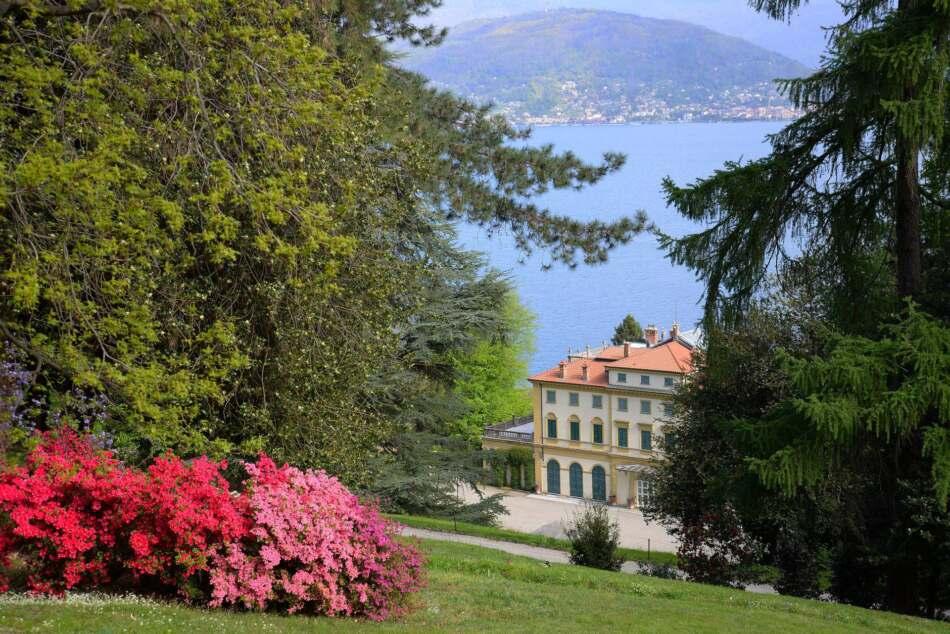 Parco Pallavicino e Rocca di Angera riaprono!