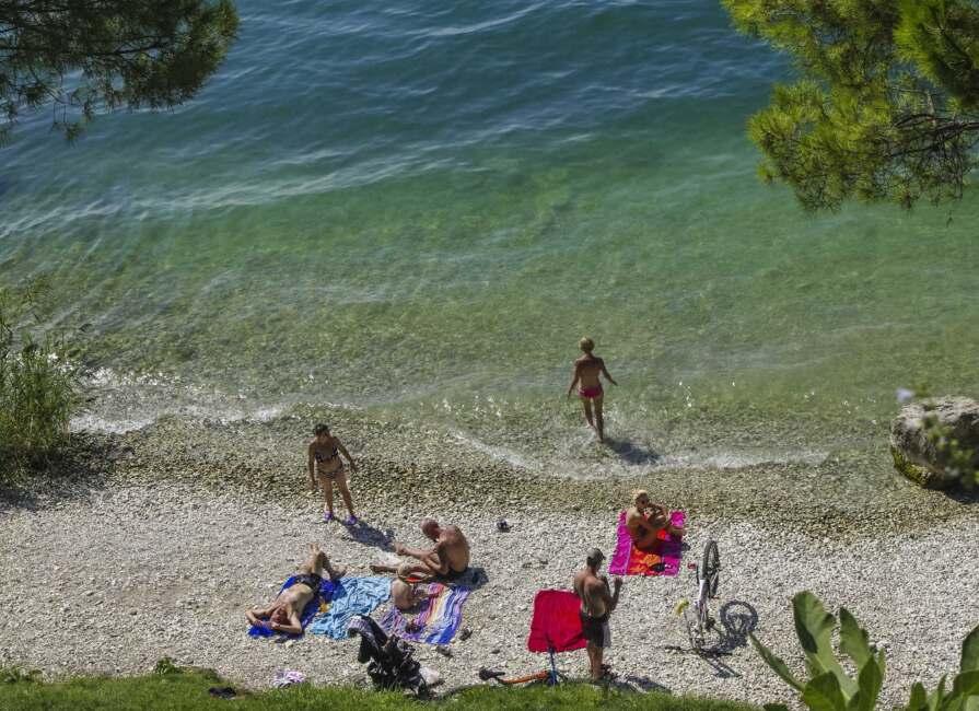 Bardolino: 9 spiagge con Bandiera Blu