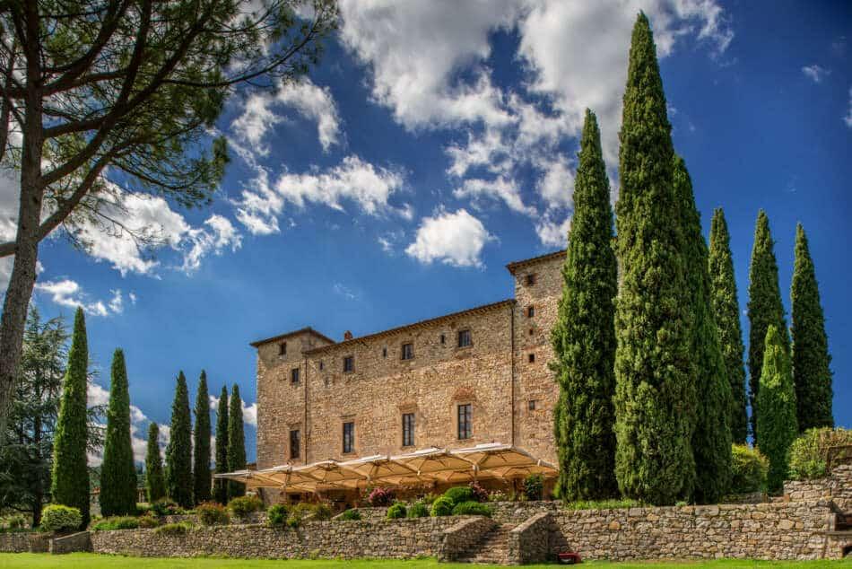 Il Castello di Spaltenna aperto dal 10 giugno