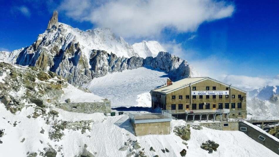 SkyWay Monte Bianco riapre oggi, con un'importante novità