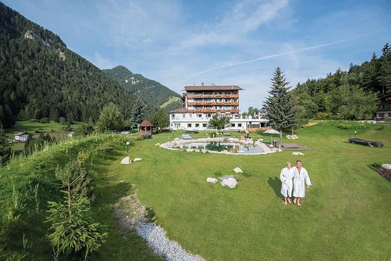 Al Diamant SPA Resort, le Dolomiti sono romantiche