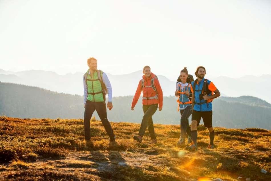 CMP trekking estivo: le novità da non perdere