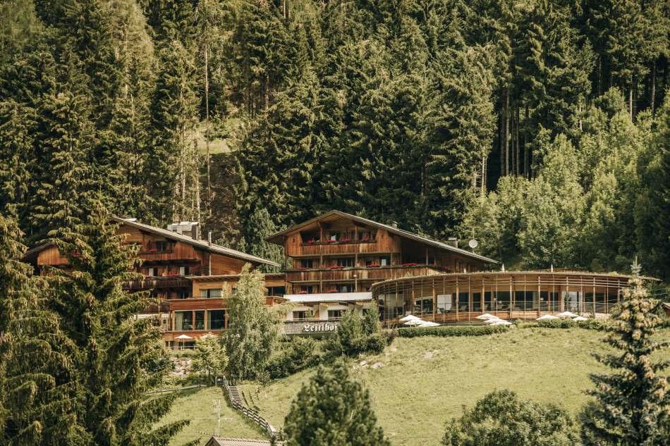 Rispetto dell'ambiente al Naturhotel Leitlhof